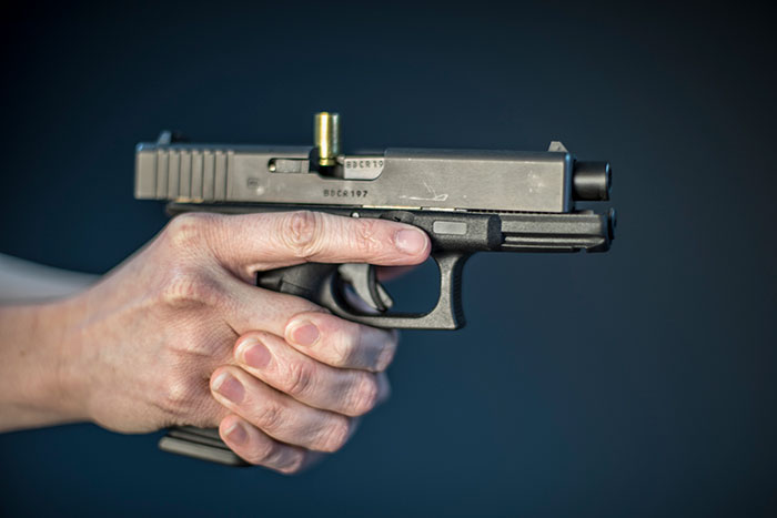 Four Common Handgun Malfunctions and How to Deal with Them