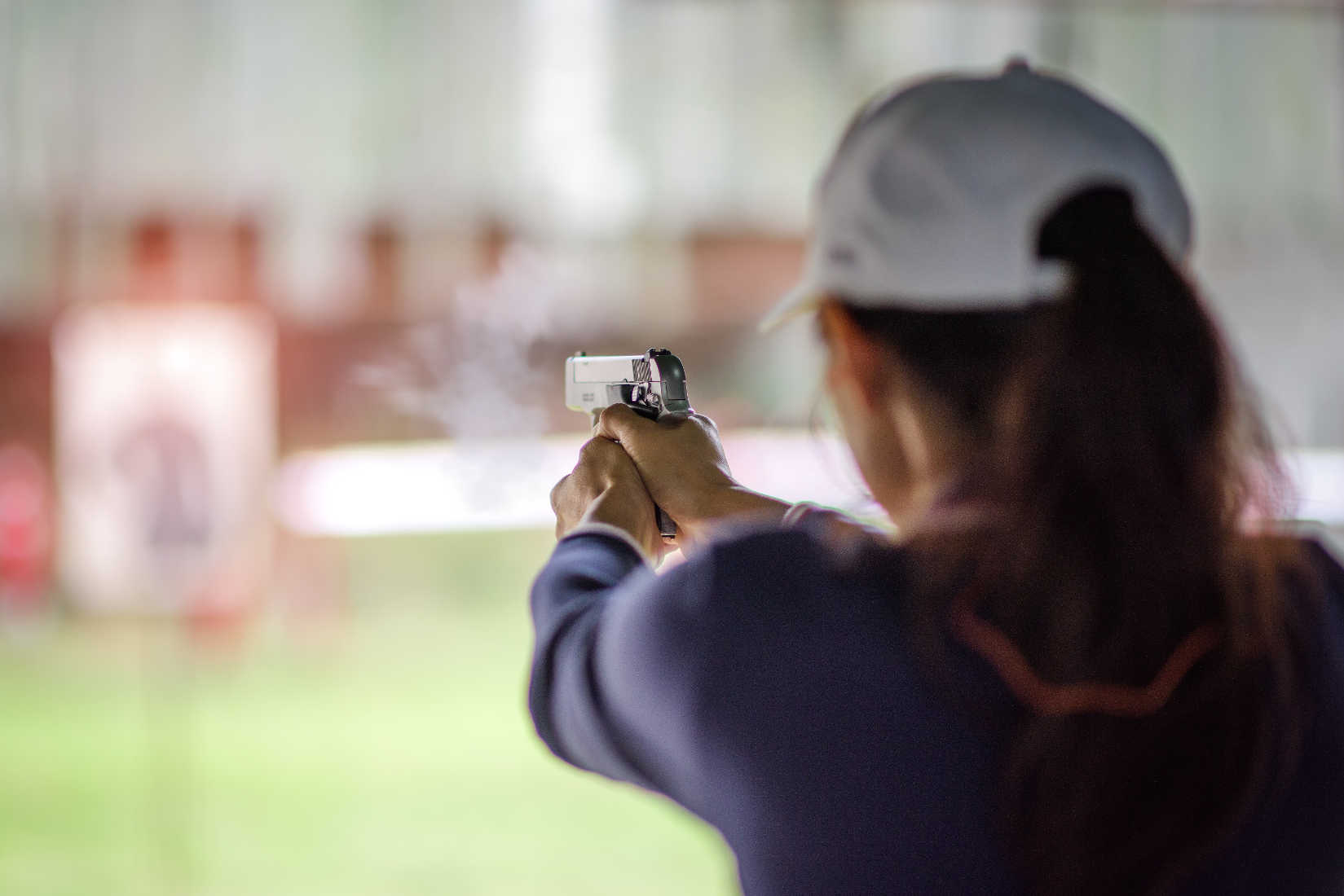 Georgia Tech Student Club Teaches Handgun Self-Defense Techniques