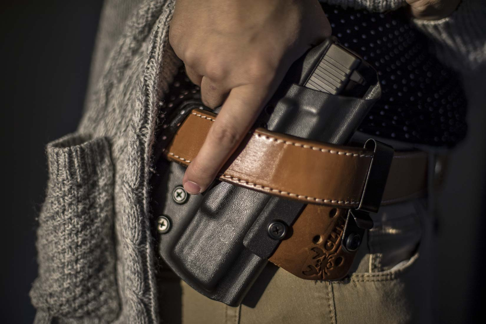 Tips for Choosing the Right Concealed Carry Holster