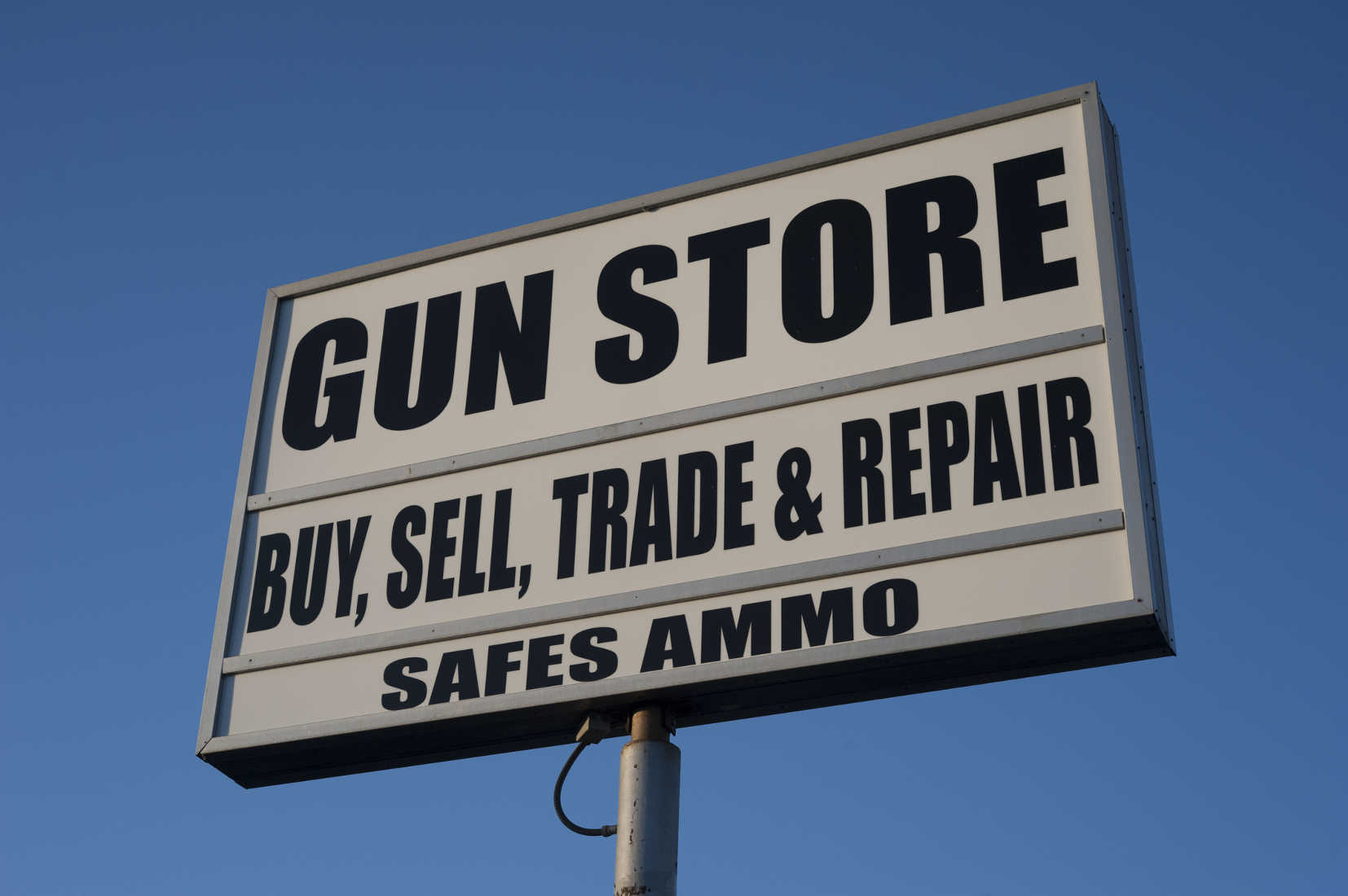 Small Town Gun Shop Owners Say Anti-Gun Rhetoric Has Fueled Sales