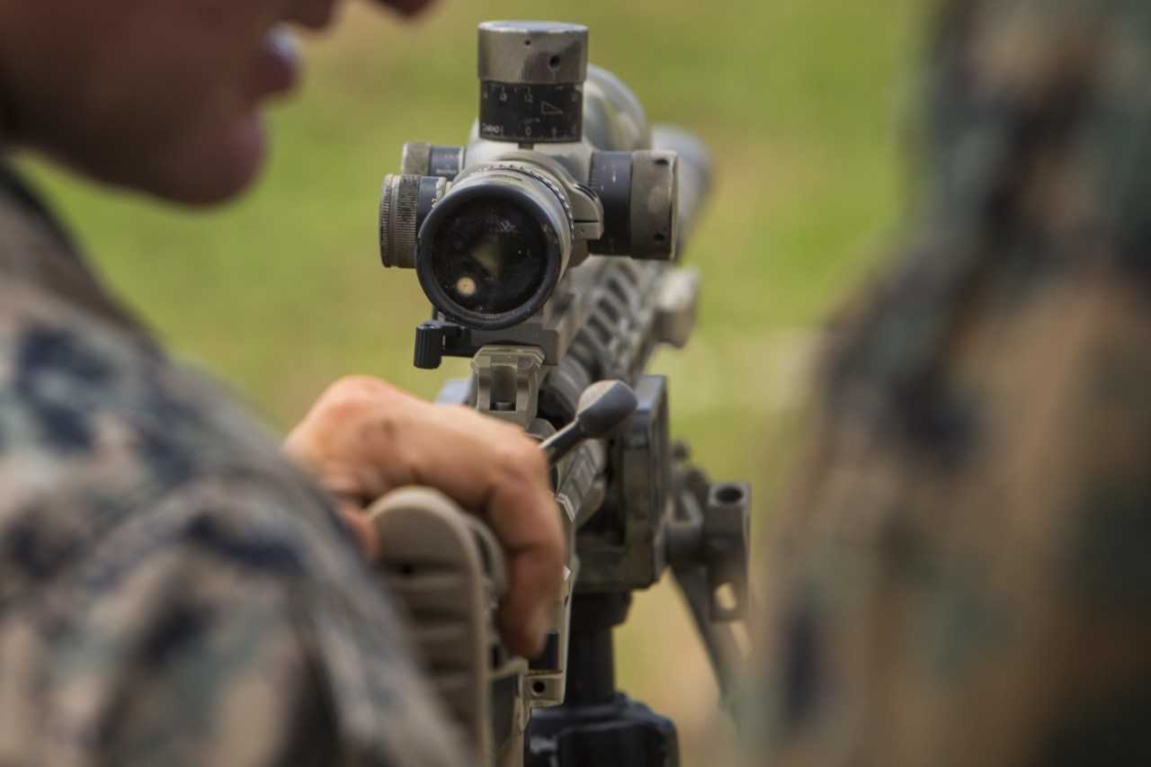 U.S. Marine Corps Upgrading Its Sniper Rifle – Ending 50-Year Run with M40