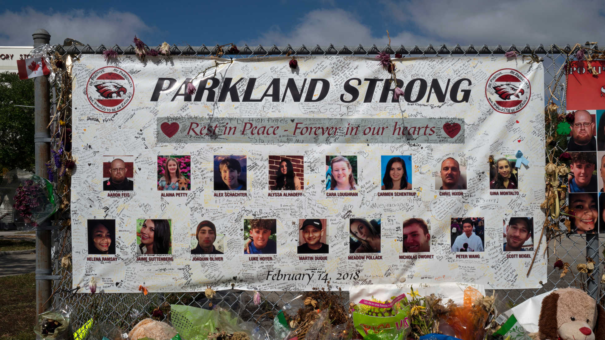 Father of Student Killed in Parkland Shooting Files Lawsuit Against 'Coward of Broward' School Resource Officer