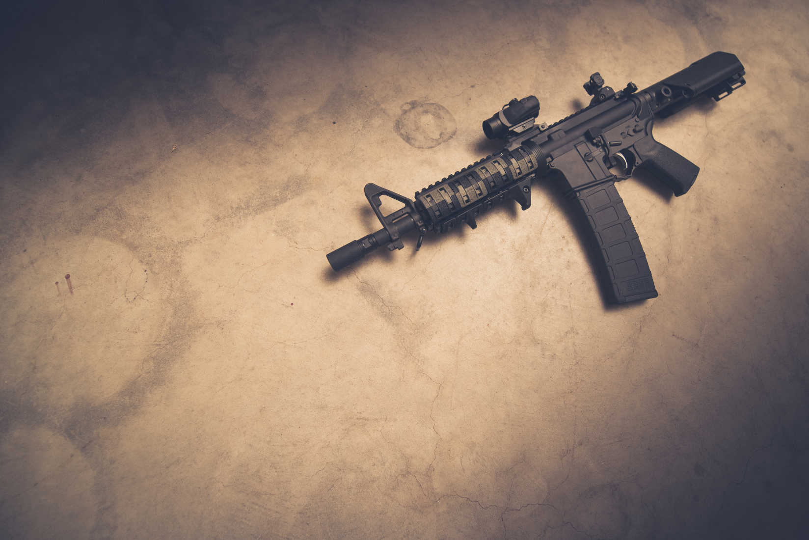 Merriam-Webster Changes Definition of 'Assault Rifle'