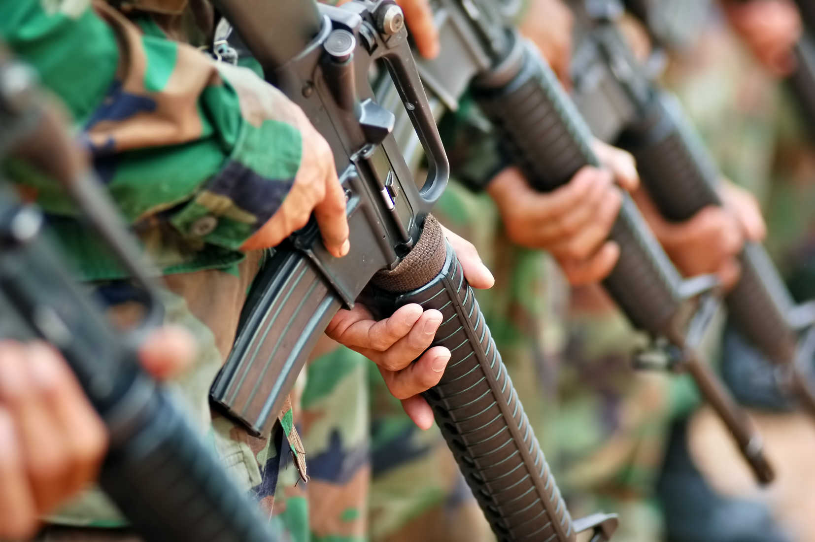 Understanding the AR-15 and the Meaning of 'Weapons of War'