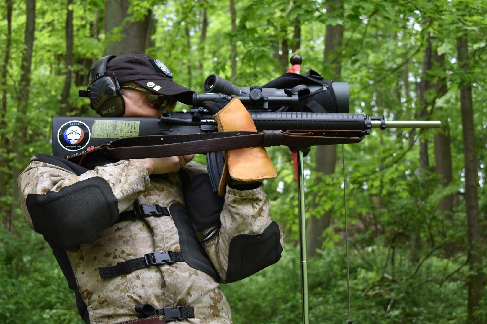 High Power Service Rifle Competition: Mastering the Basics of the Standing Position