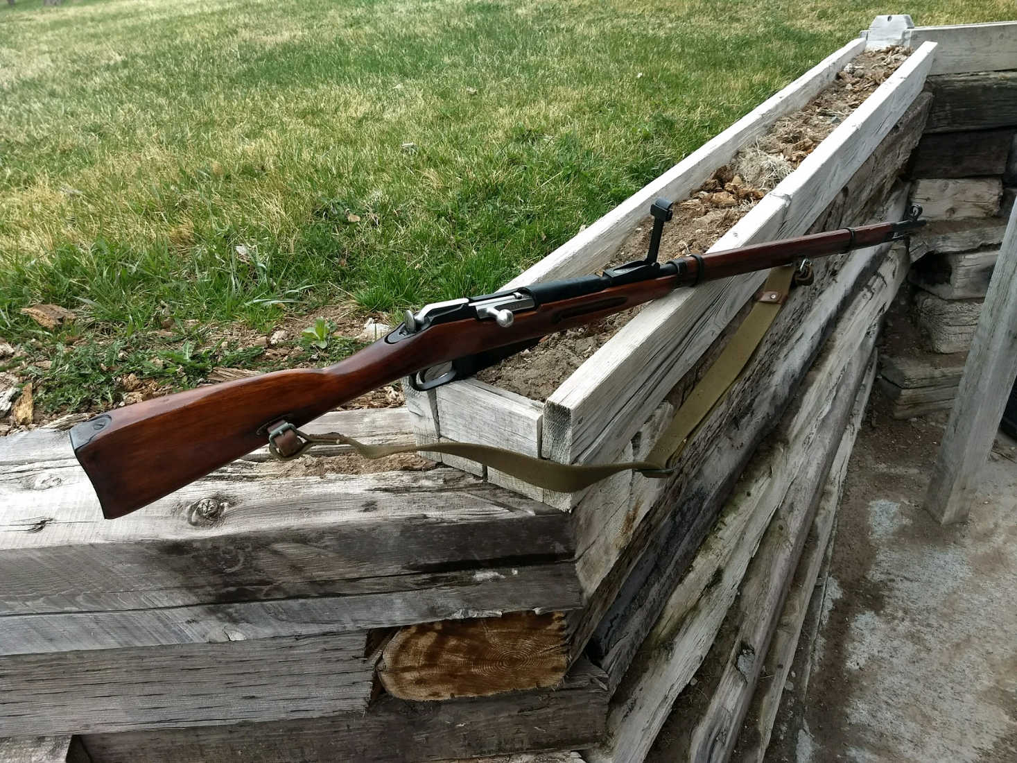 Mosin-Nagant Rifle Provides a Path from Modernity to a Mysterious, Violent Past