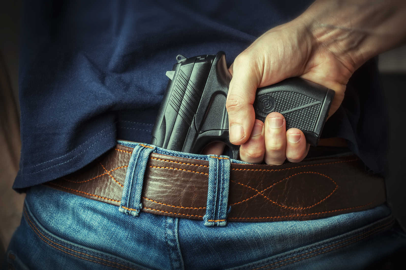 UPDATE: Armed Wal-Mart Hero ID'd as a Pastor