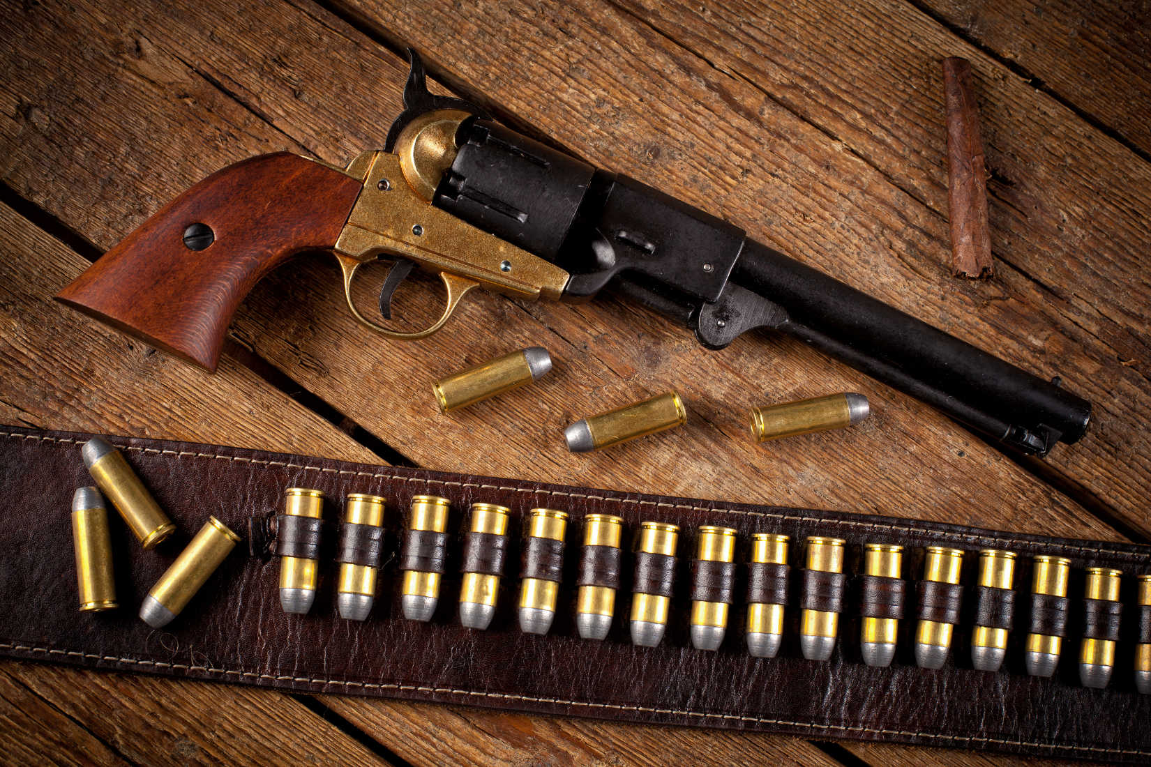 History Repeats Itself: Recalling Early American Gun Control in the Wild West