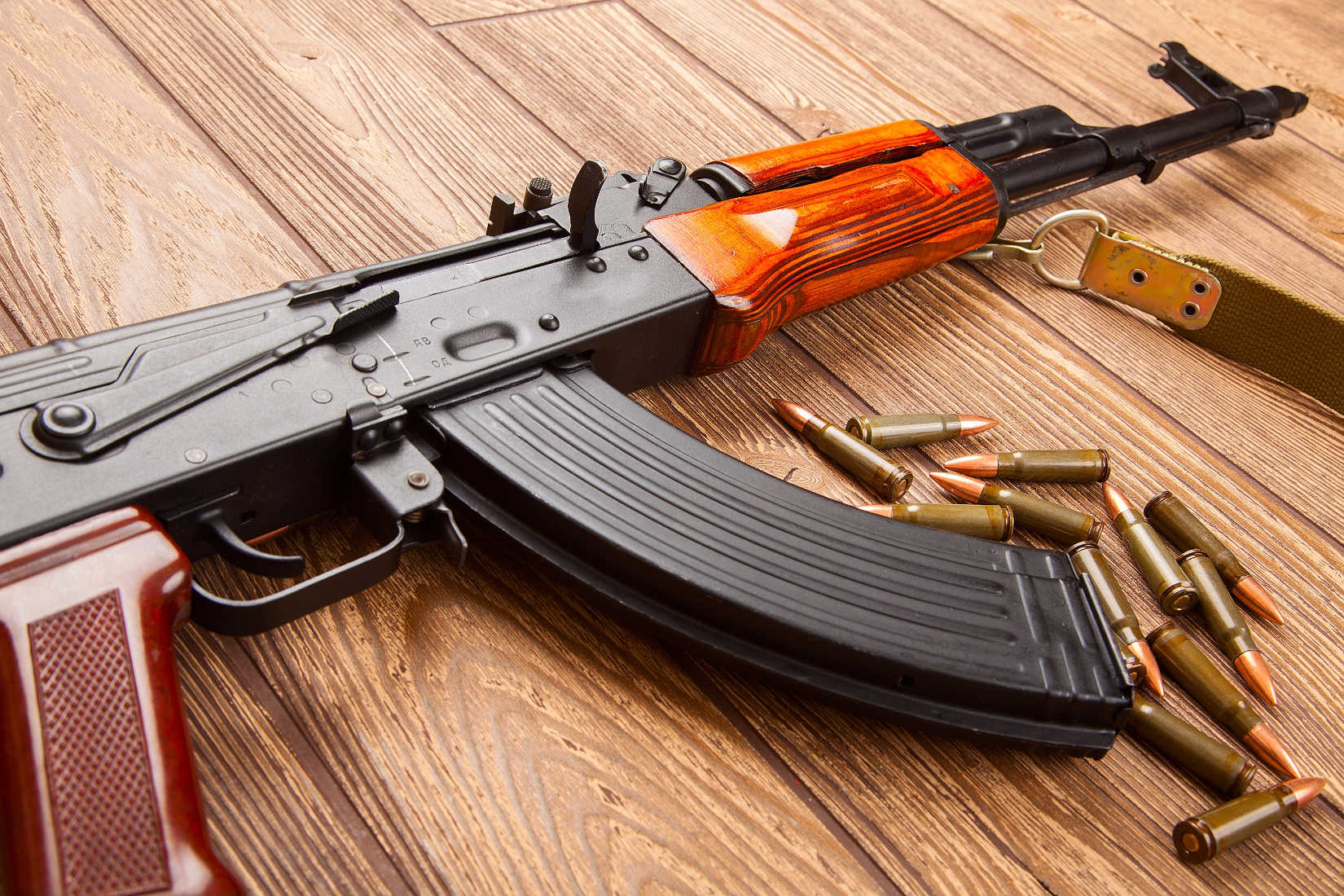 The AK-47 in Popular Culture: Not as Common as You May Think