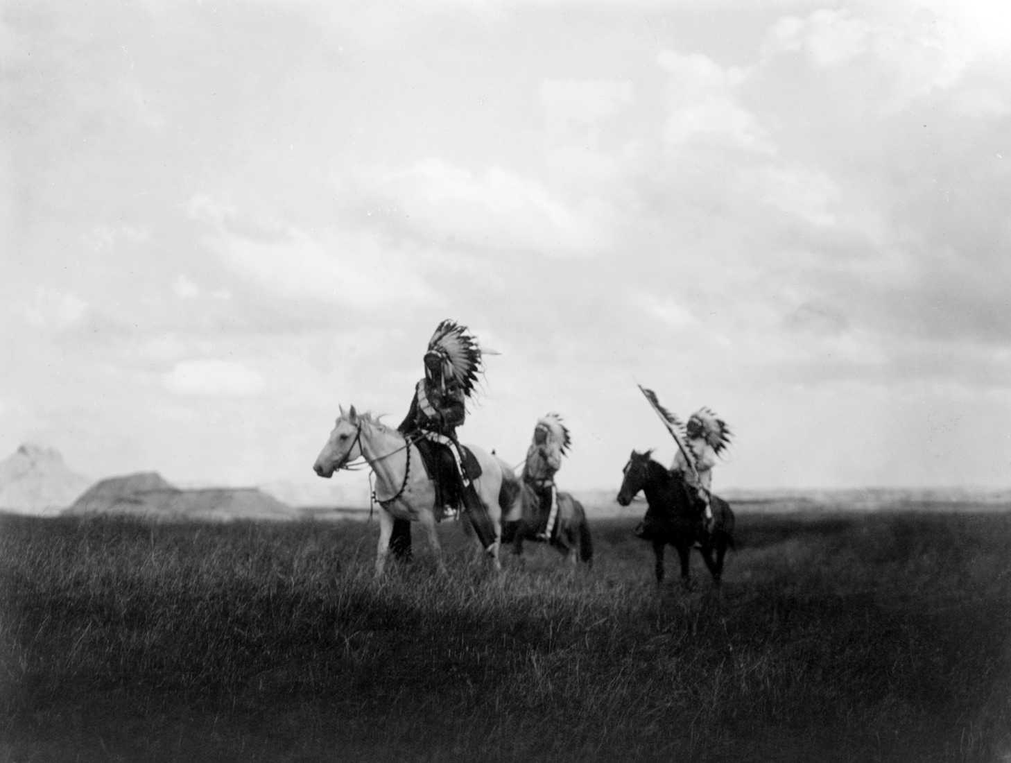 The Story of a Sioux Woman Whose Song Touched Both Custer's Last Stand and the Normandy Invasion