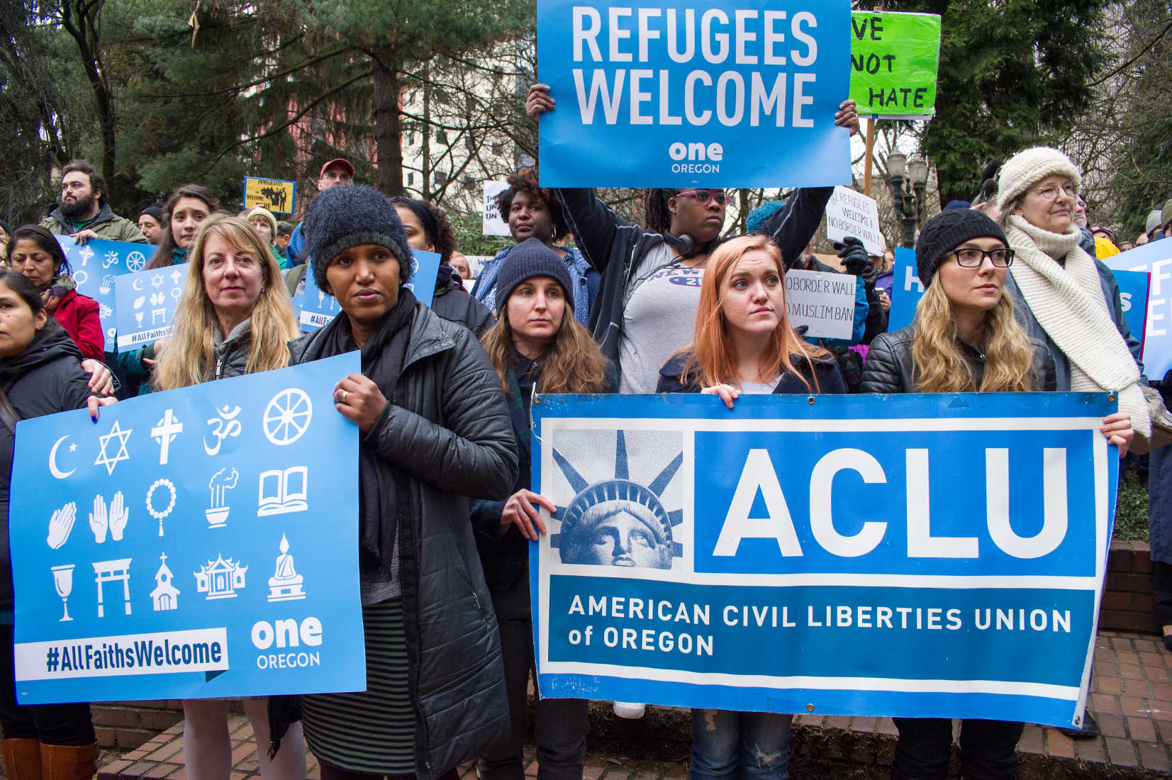 The ACLU Does Not Care About Your Gun Liberties