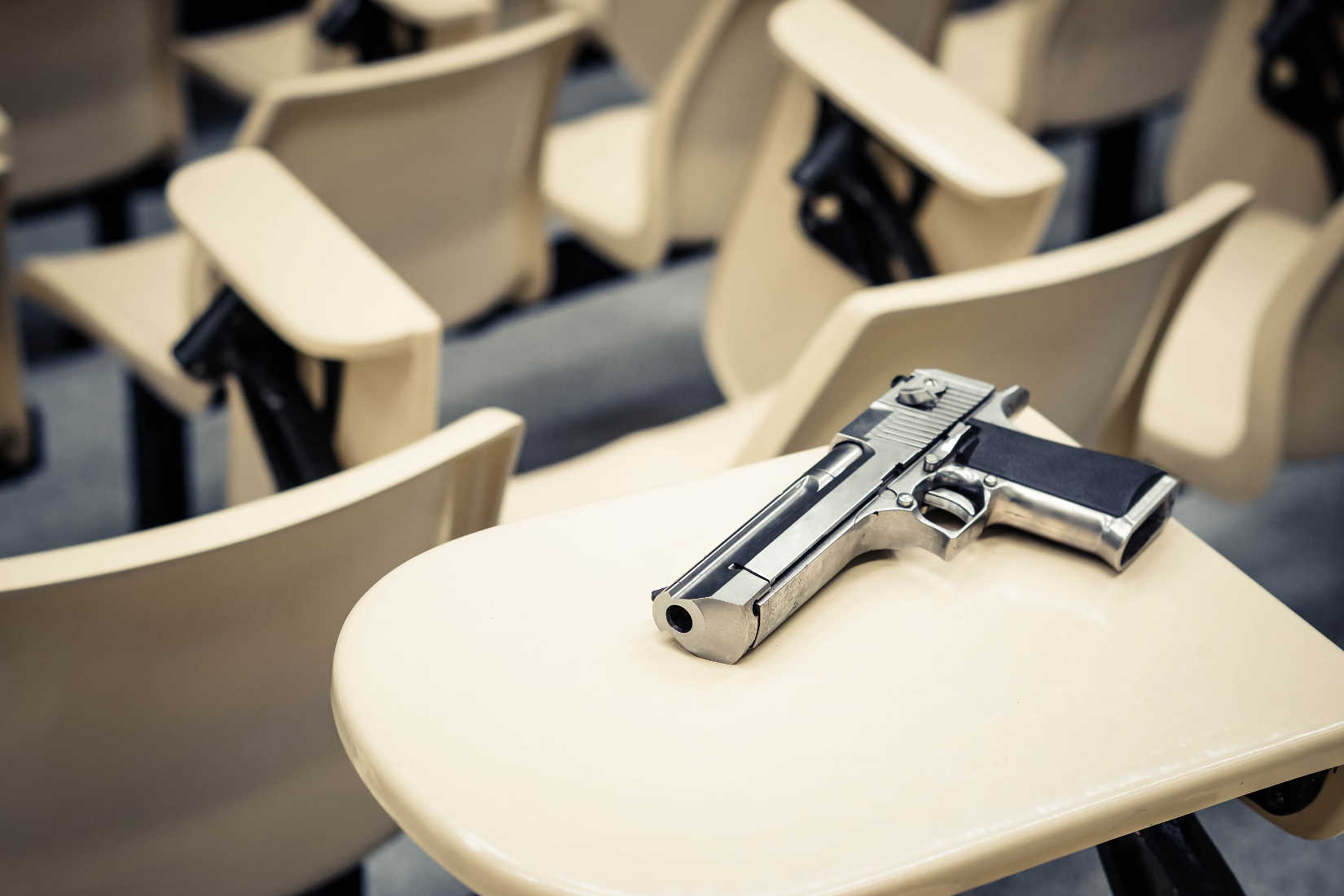 Virginia District Petitions to Arm Teachers