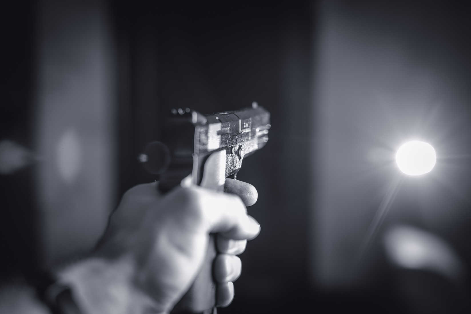 'Granny Jean' Shoots Intruder Who Took His Pants Off in Her Home