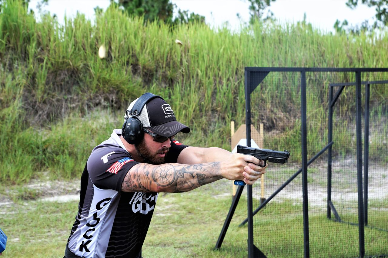 Catching Up with Shane Coley, Glock Shooting Team Captain