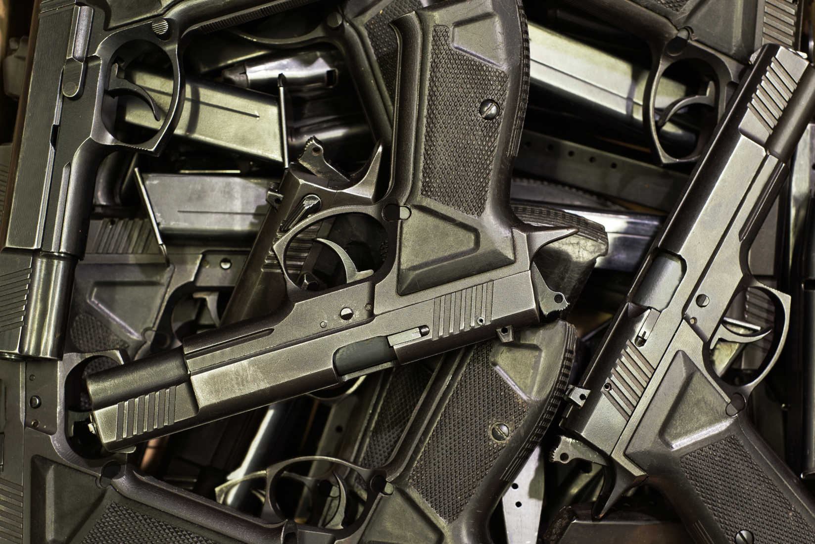 Nearly 50 Oregon Gun Owners Have Their Firearms Seized by the State