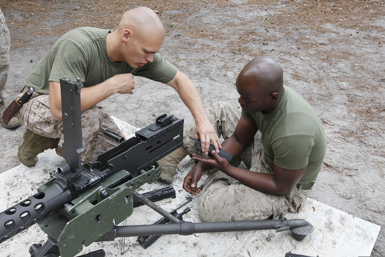 'Ma Deuce': The M2 Browning .50 Caliber Machine Gun, Rugged and Timeless