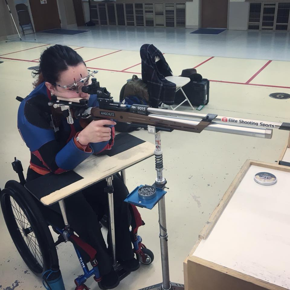 Catching Up with McKenna Dahl: USA Shooting Paralympic Medalist