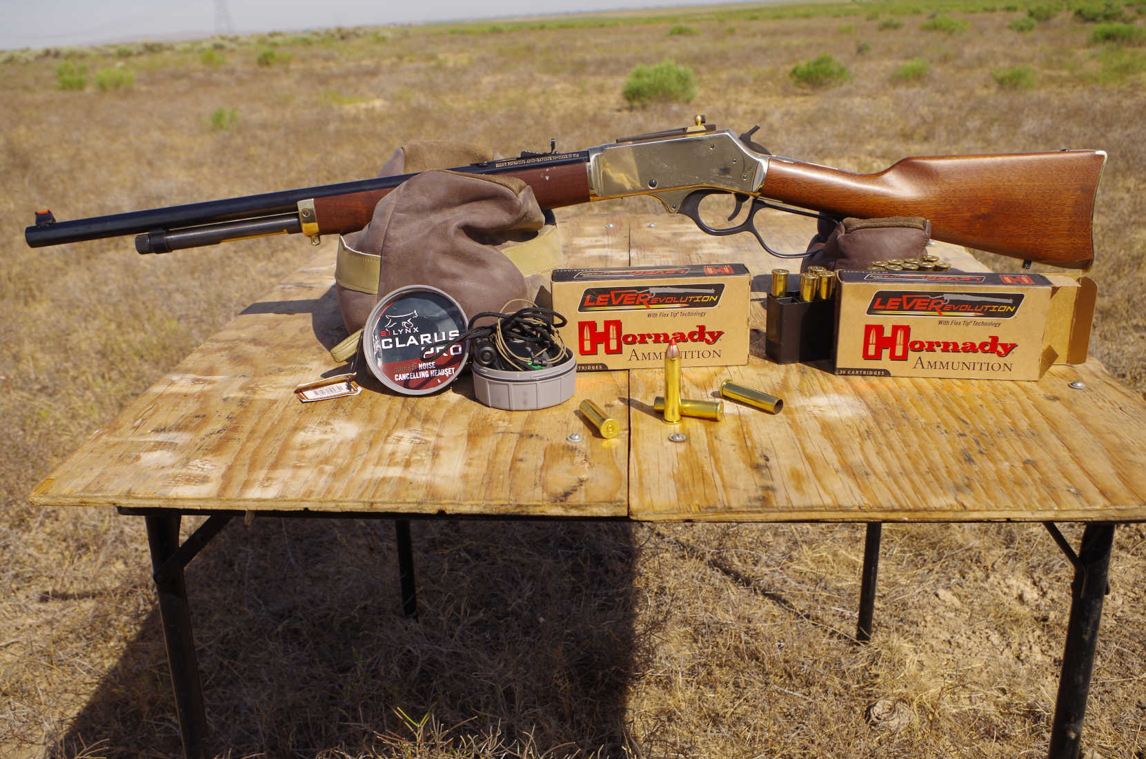 Improve Your Lever Action Shooting with a Skinner Sight