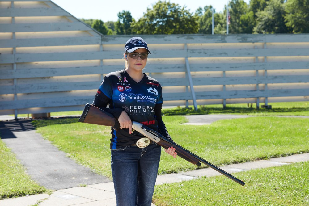Catching Up with Julie Golob, Professional Competitive Shooter