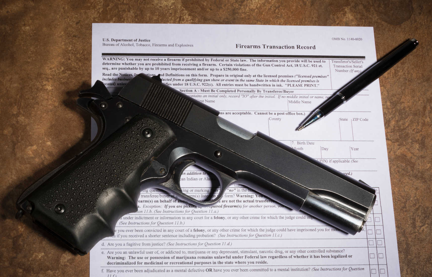 Study: Background Checks Have Made No Difference in California Homicide, Suicide Rates