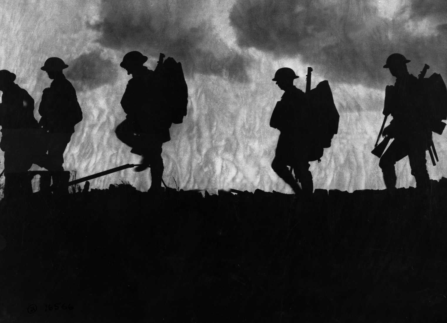 World War I, 100 Years Later: Remembering the Black Gun, Born in the Trenches