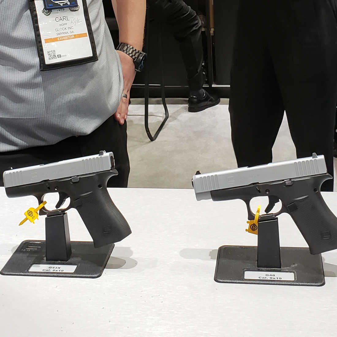 Report from SHOT Show: Glock's Newest Products