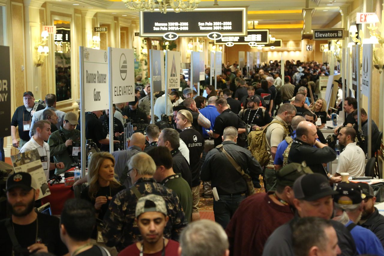 What to Expect if You're Attending the SHOT Show -- The Mother of All Shows