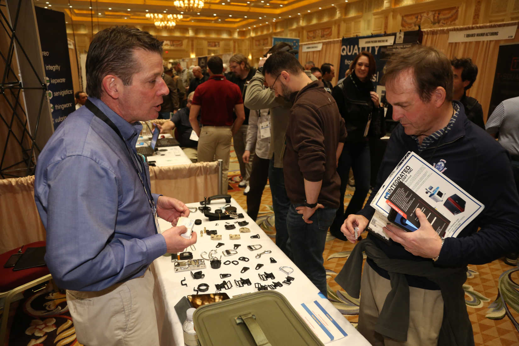 SHOT Show Is Happening Now: 16 Acres of Gun Stuff, and Other Fun Facts