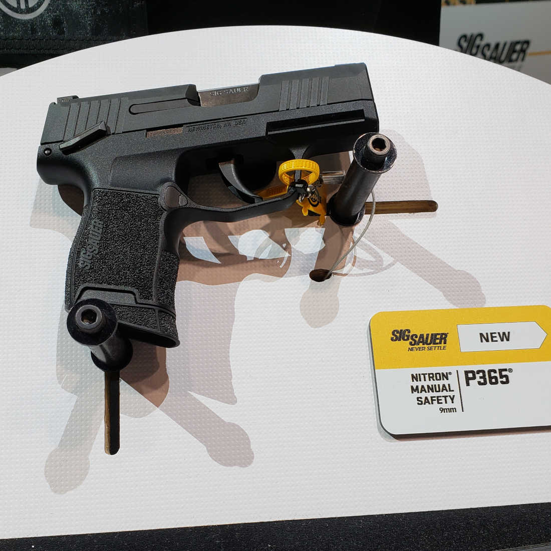 Report from SHOT Show: Sig Sauer's Newest Products