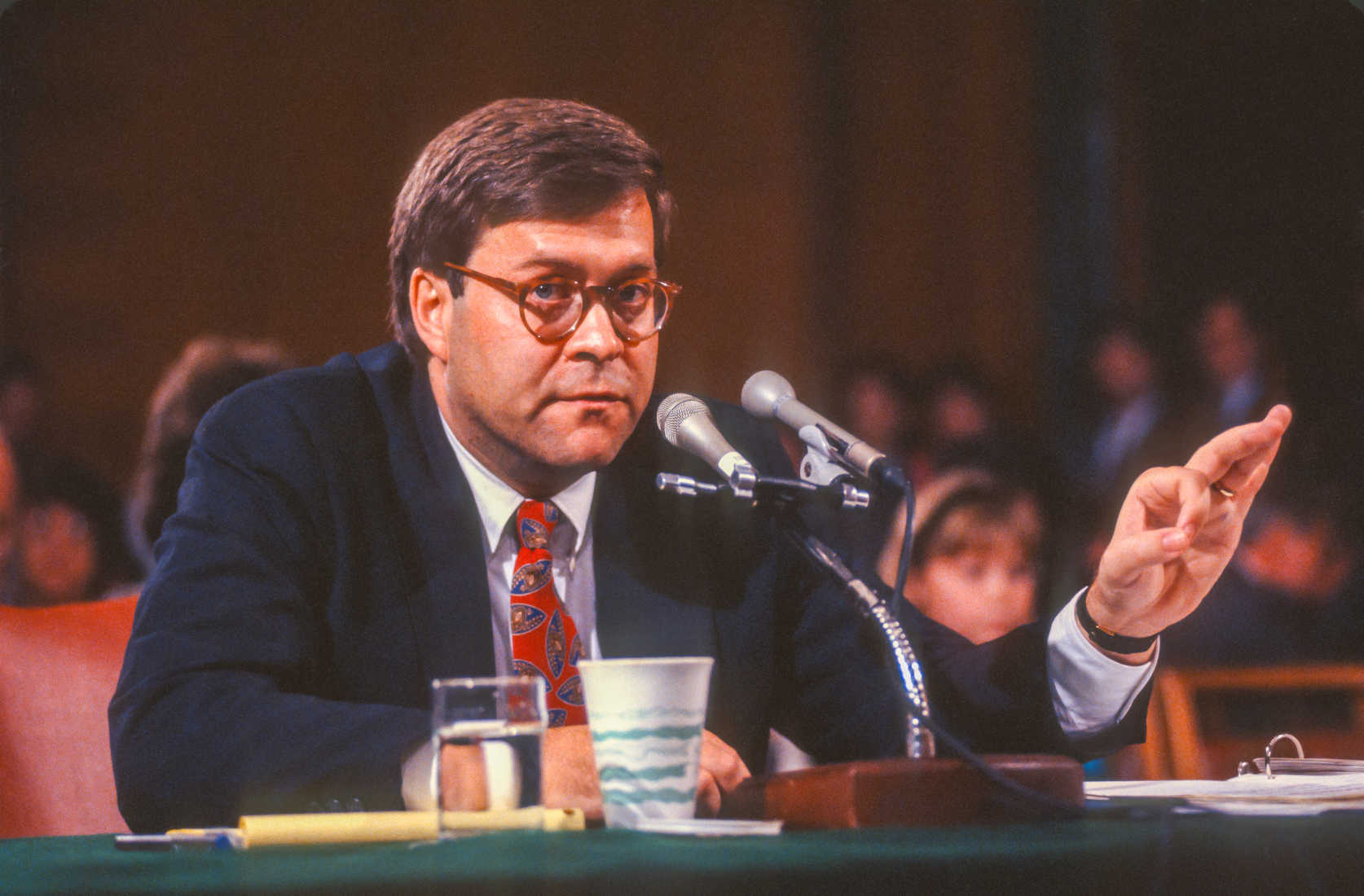 Attorney General Nominee William Barr Voices Support for Gun Confiscation