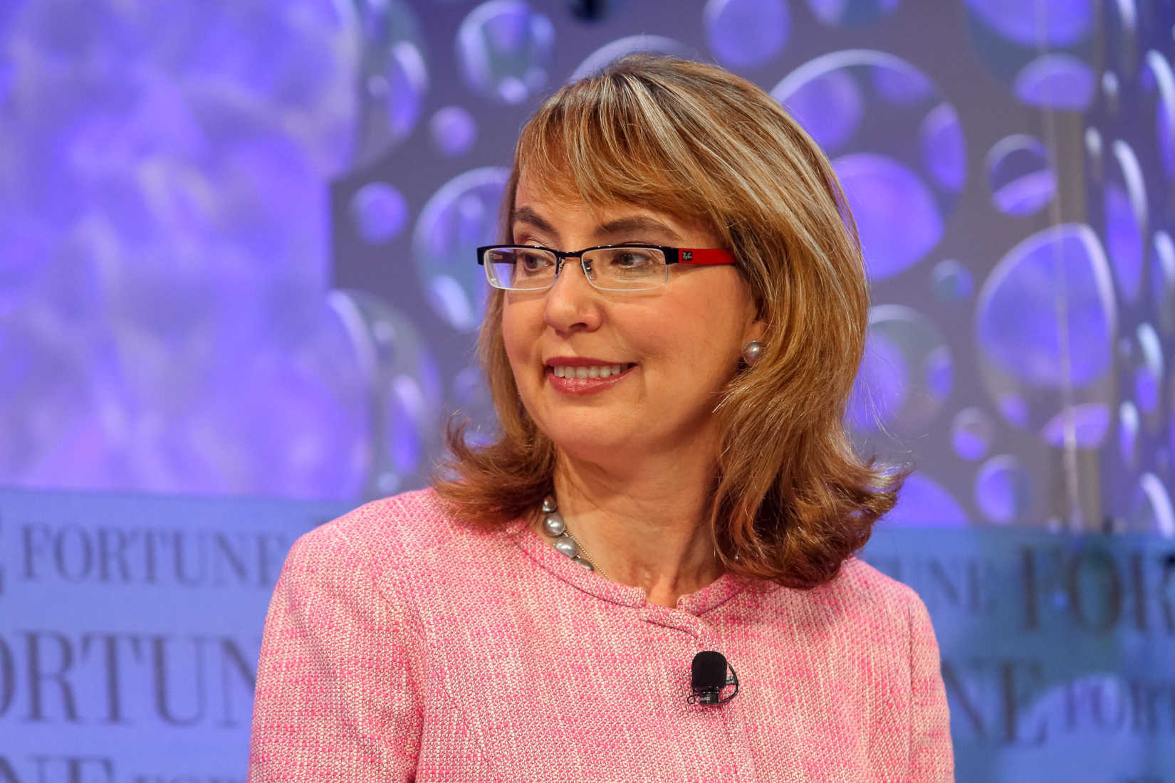 Gabby Giffords Launches New Gun Control Group in Colorado