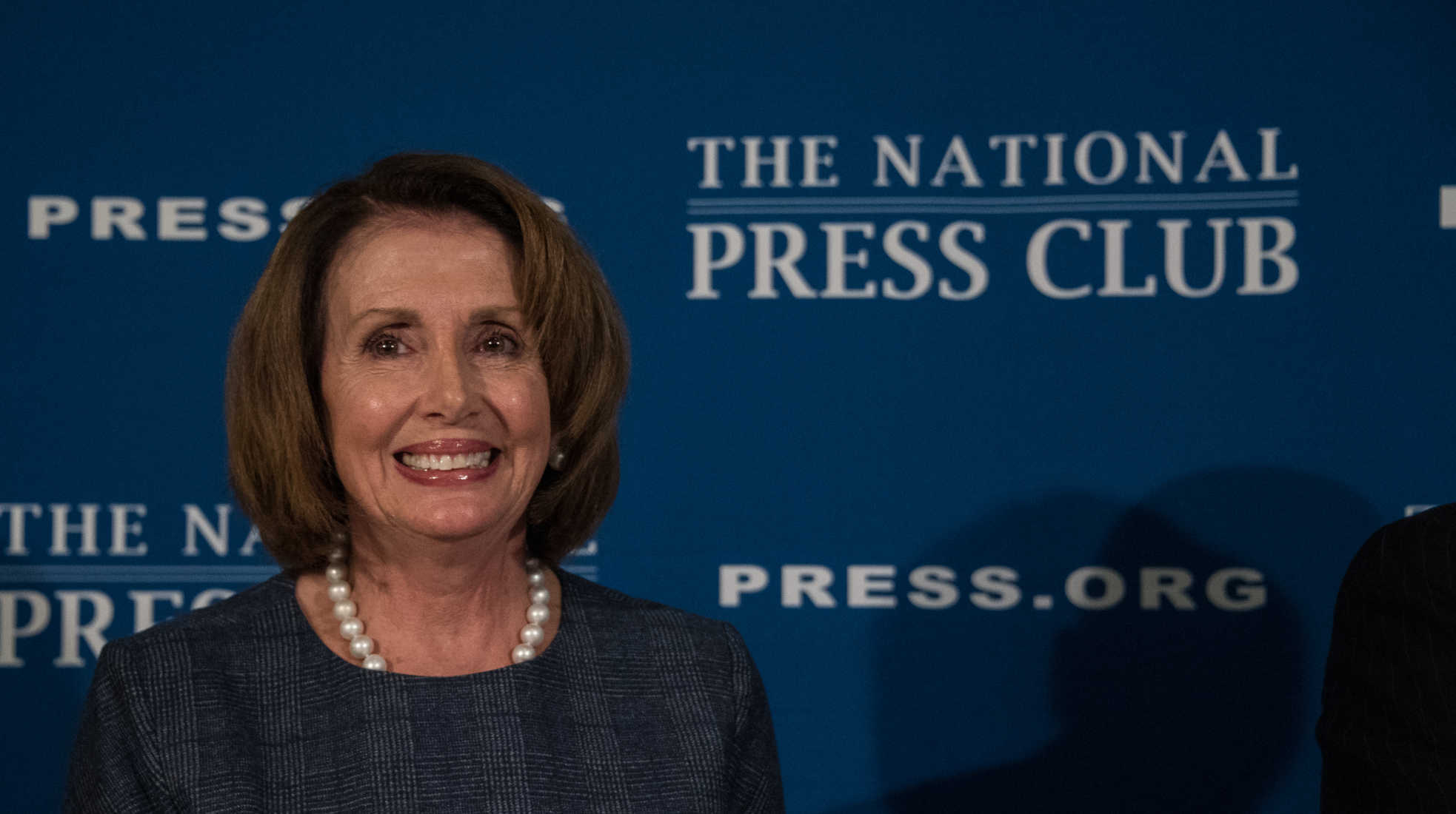 Nancy Pelosi Unveils Universal Gun Registration Bill