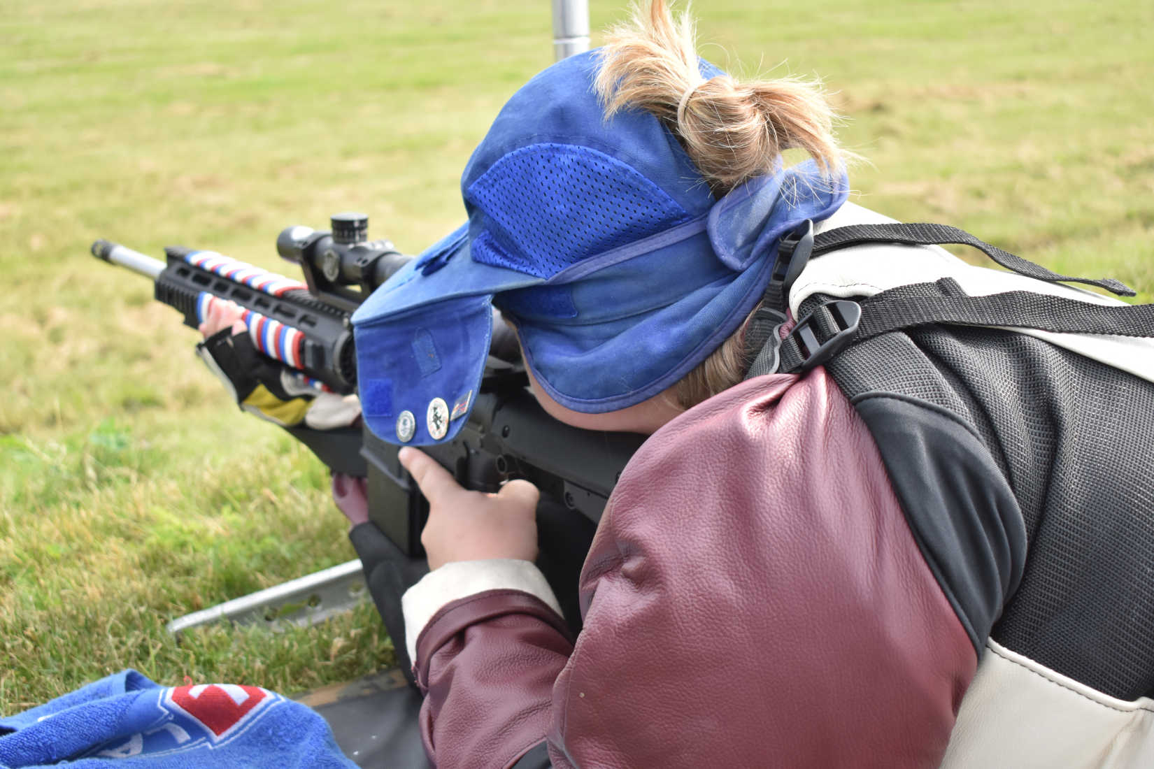 High Power Service Rifle: Advice for Building Your Prone Position