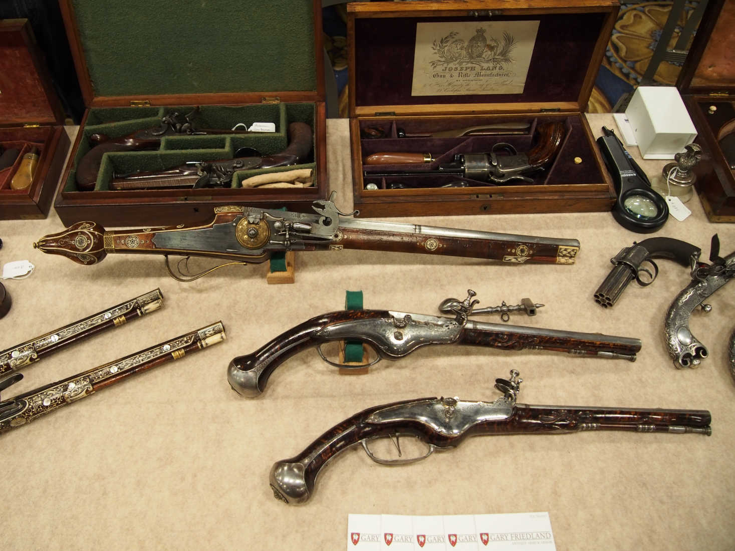 Report from the Other Vegas Gun Show: The Las Vegas Antique Arms Show
