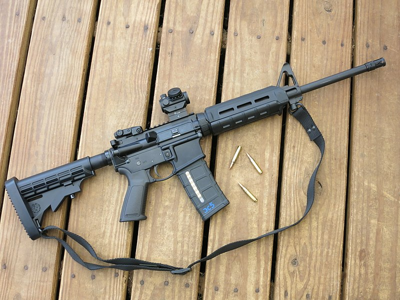 New Zealand Bans All Semi-Automatic Rifles in Wake of Mass