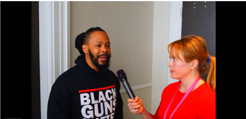 Black Guns Matters Founder Maj Toure on the Dangers of Red Flag Laws