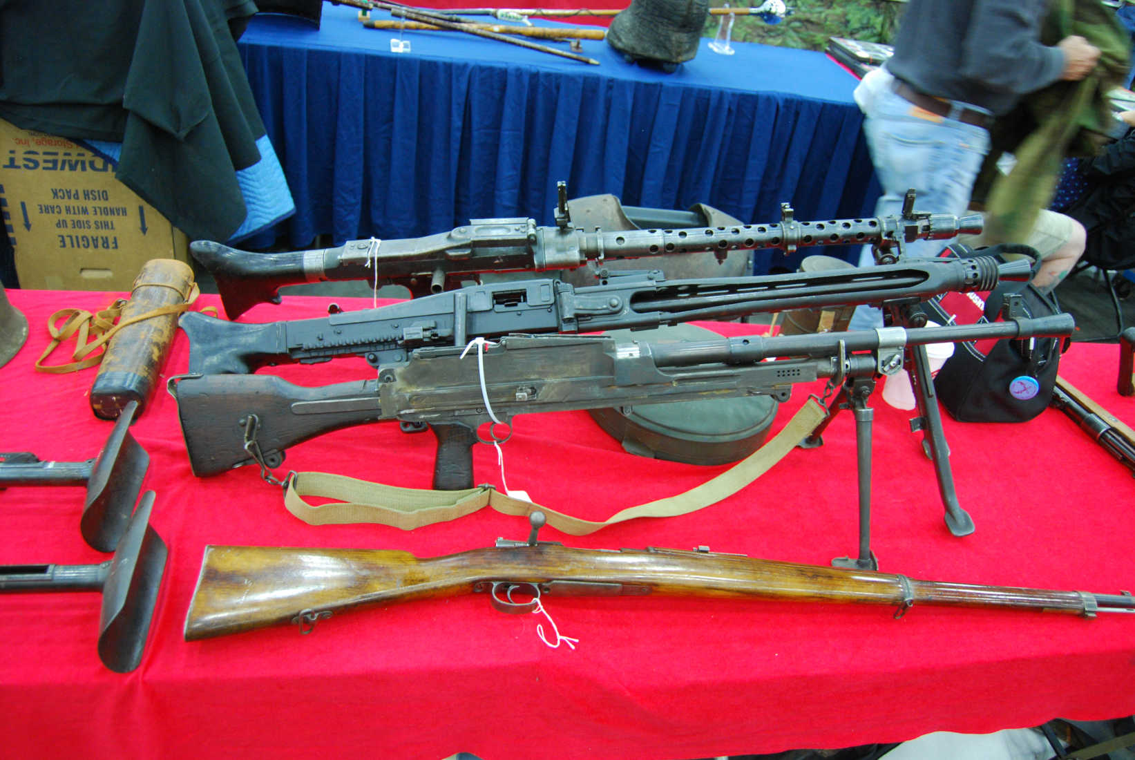 The Ohio Valley Military Society's Show Of Shows: 'Where Military History Meets Collecting'