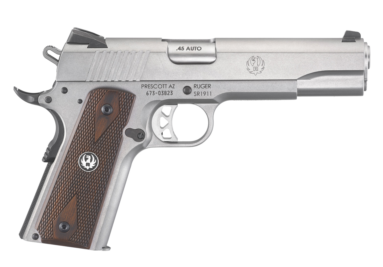 Report from SHOT Show: Ruger's Newest Products