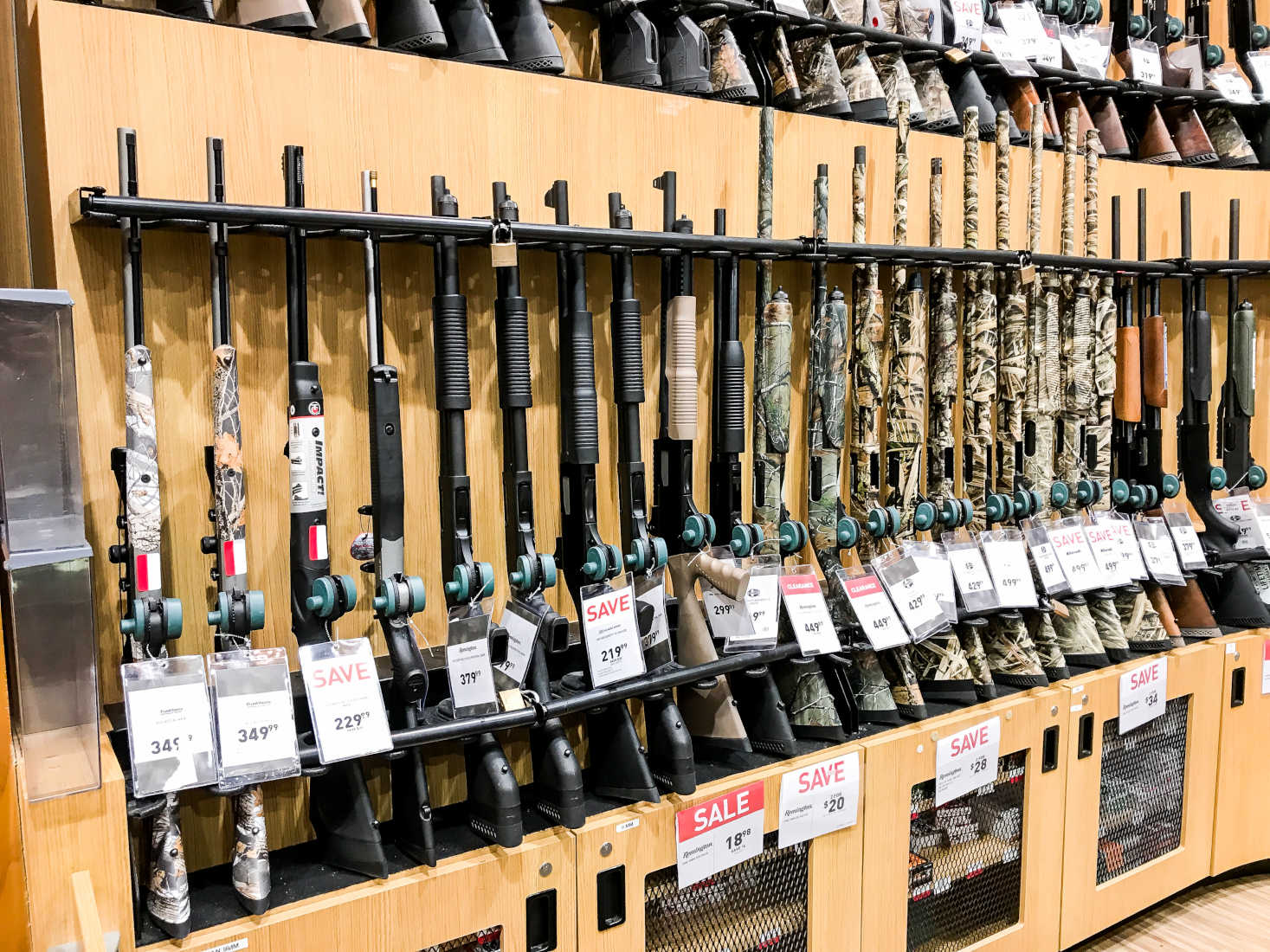 Dick's Sporting Goods Has Lost $150 Million over Anti-Gun Policy