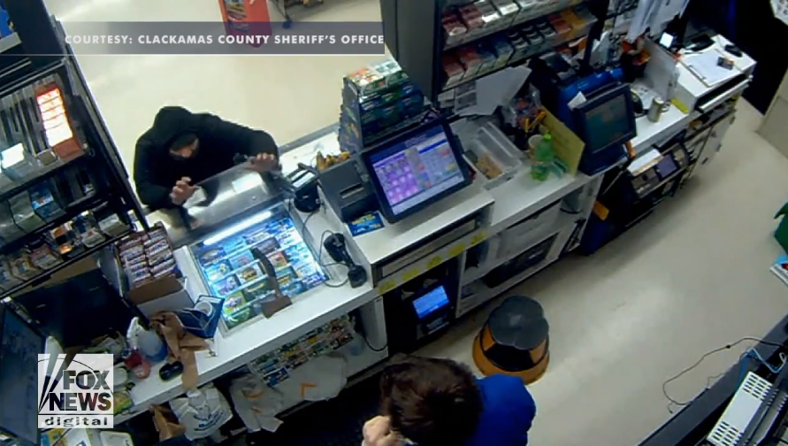 Man Loses Job for Using a Gun to Subdue Would-Be Robber Armed with Hatchet
