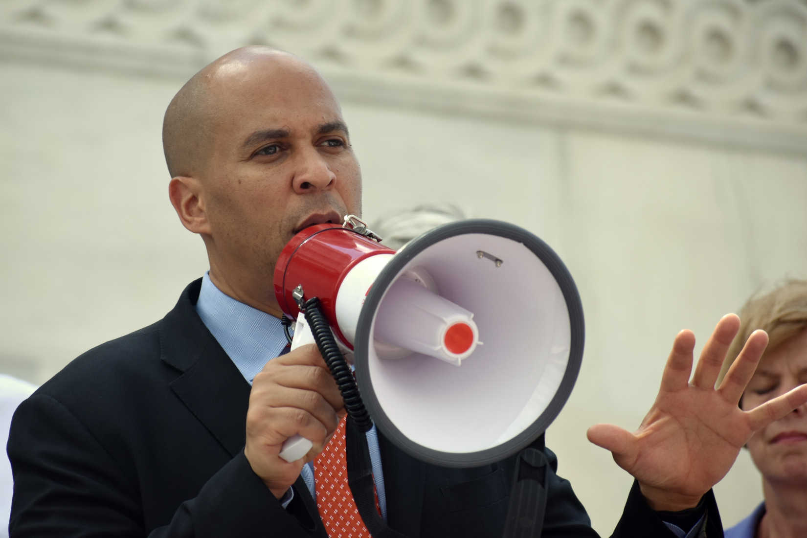Does Cory Booker Think You Have to Go through a Background Check to Buy a Toy Gun?