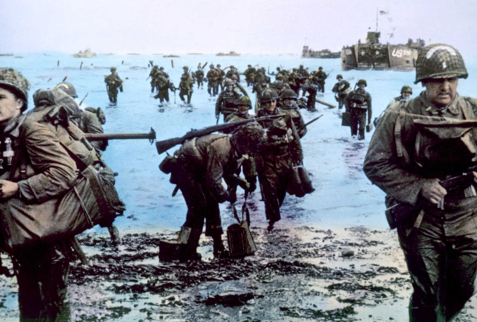 Operation Overlord 75 Years Later – Remembering D-Day and the Weapons Used