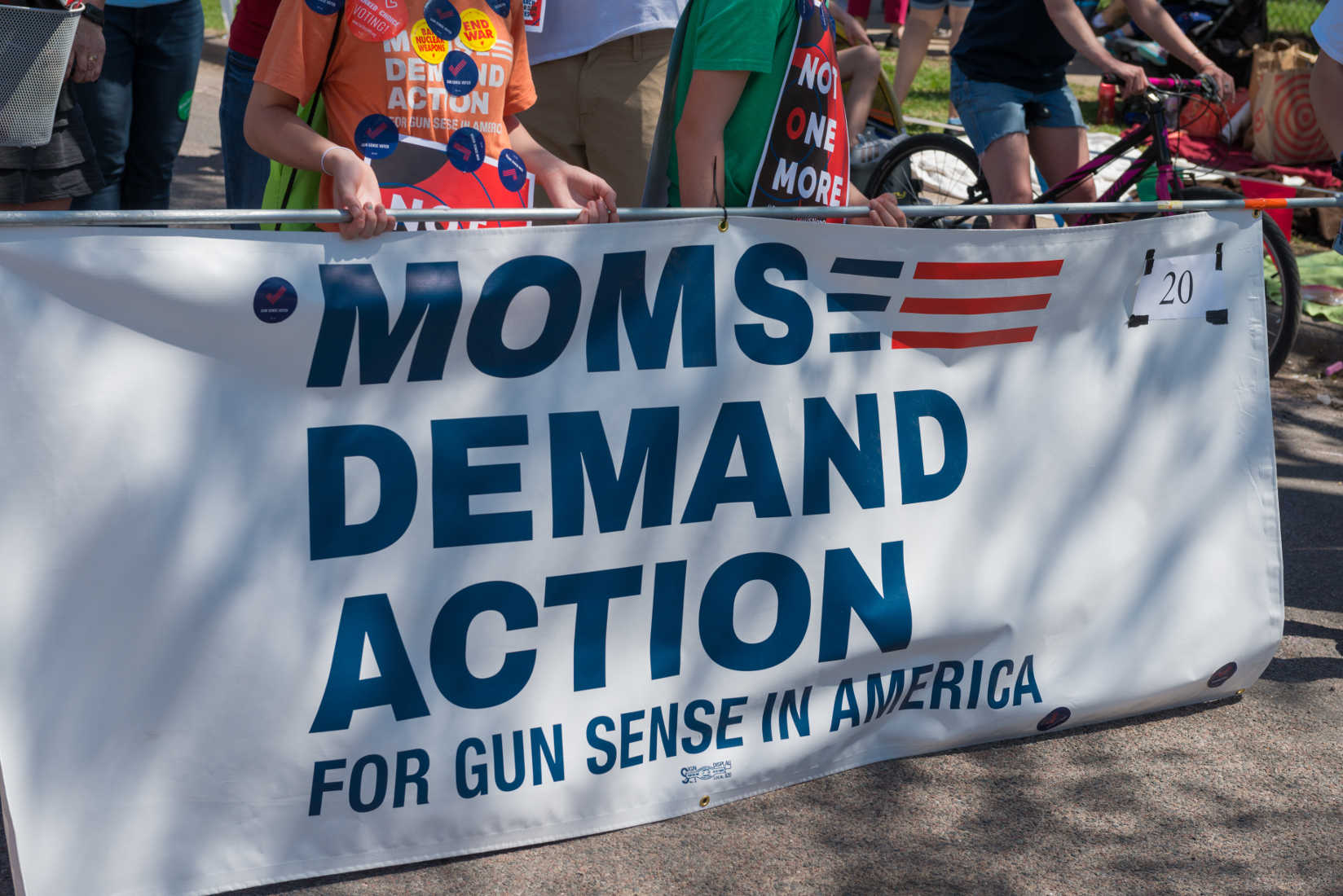 'We're Winning,' Moms Demand Action Founder Says