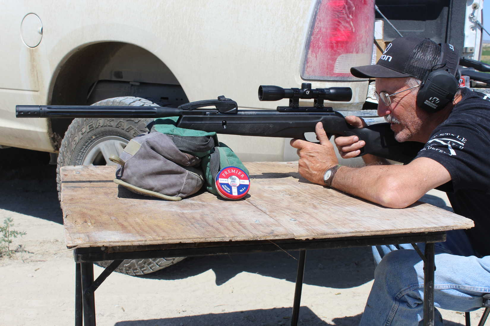 Product Review: The GAMO Swarm Whisper Air Rifle
