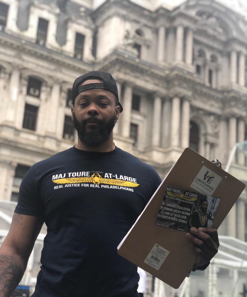 Lawyers File Lawsuit against Unconstitutional Pennsylvania Law, Black Guns Matter Leader Runs for Philly Office
