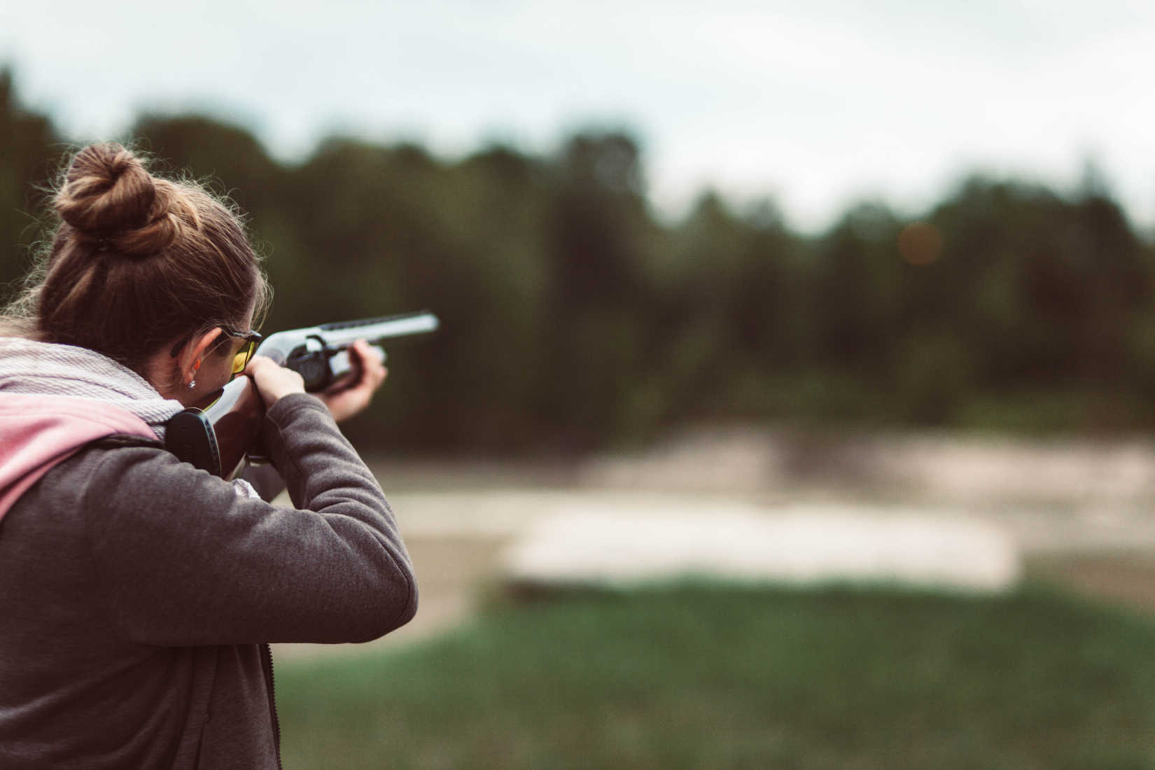 Sporting Clays: Efficient Gun Movement