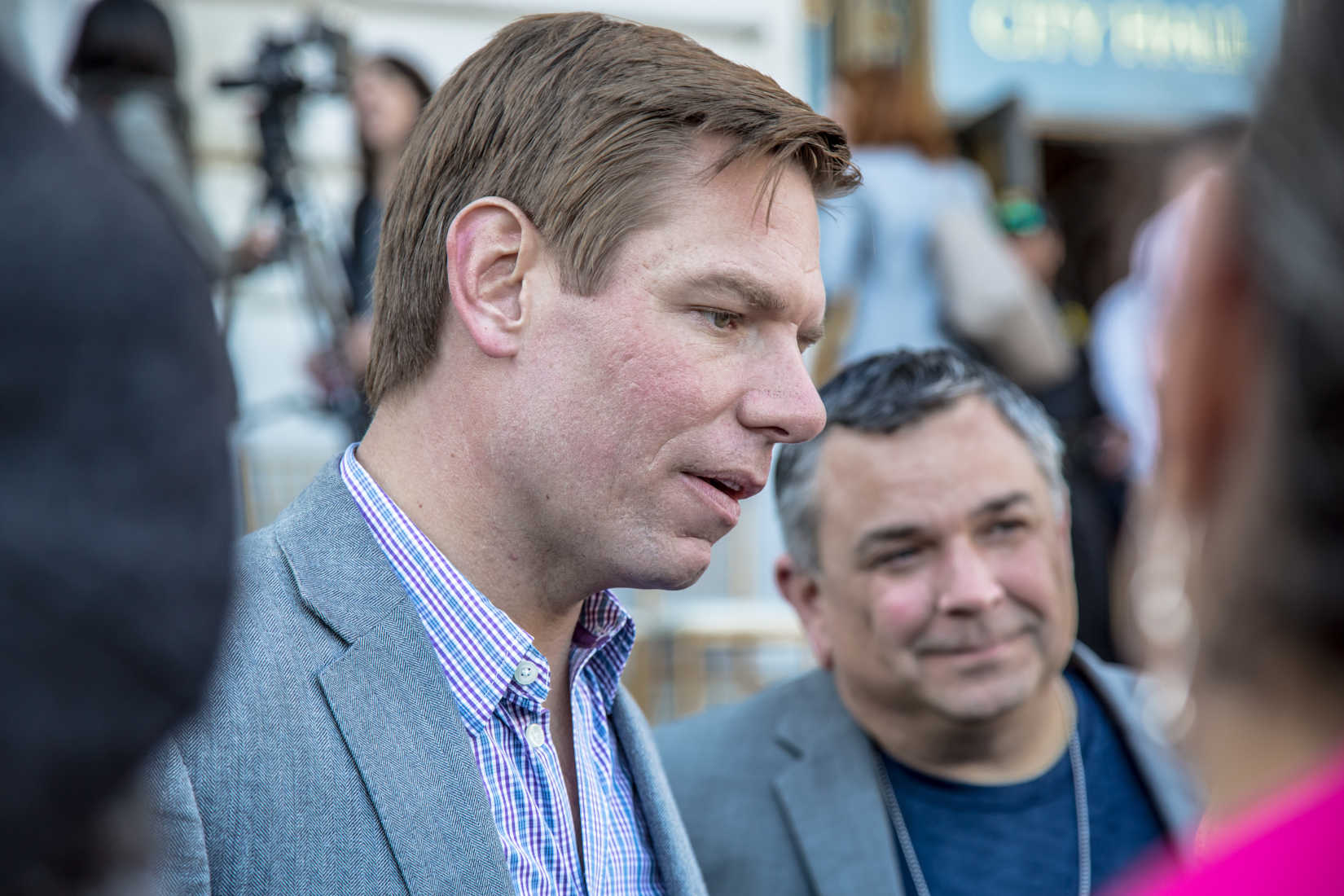 Swalwell Drops Out of Race after Embarrassing Twitter Gun Poll Fiasco