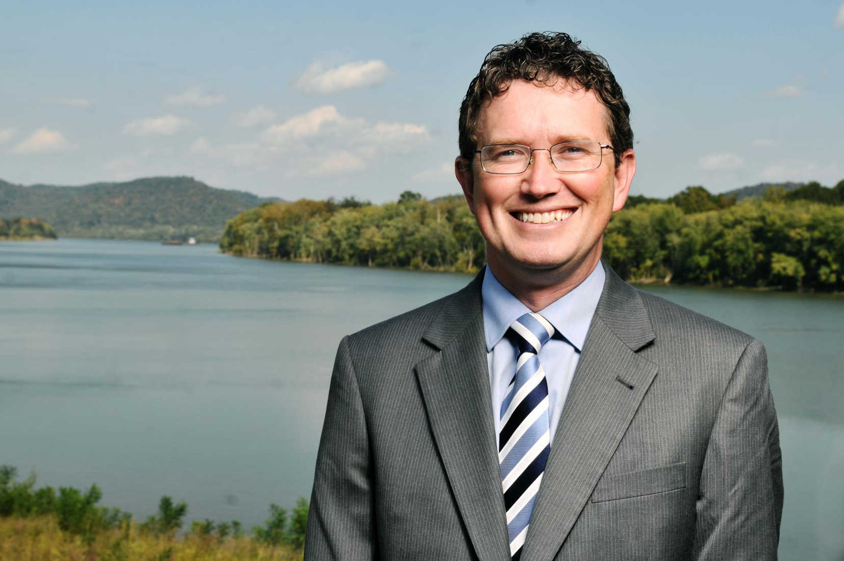 Constitutional Carry Opponent Considers Challenging Pro-Gun Congressman Thomas Massie