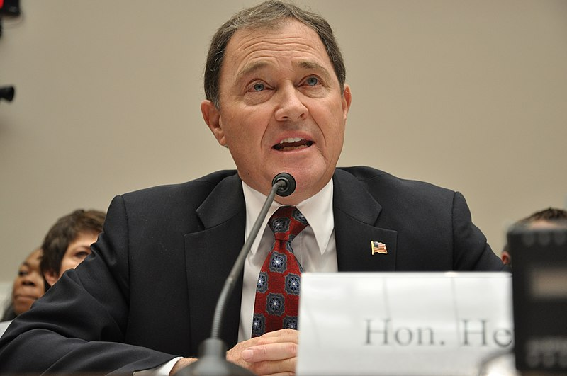 Utah Governor Calls for Major Gun Control