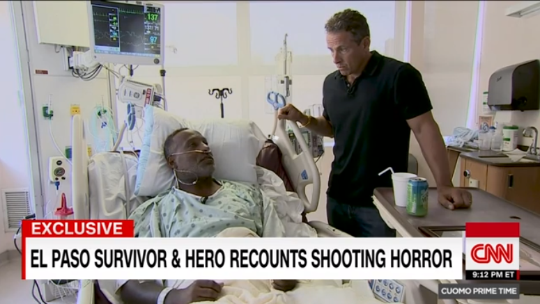 El Paso Victim to Mom Who Left Gun at Home on Day of Shooting: 'You Got to Be Kidding Me'